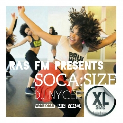 RAS FM PRESENTS - SOCASIZE