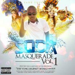 Soca Masquerade Vol1