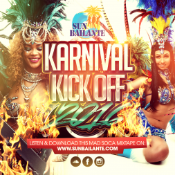 Karnival Kick Off 2016 -  Trinidad Soca Mix