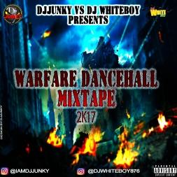 WARFARE DANCEHALL MIXTAPE 2K17