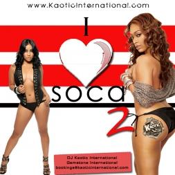 I LOVE SOCA 2