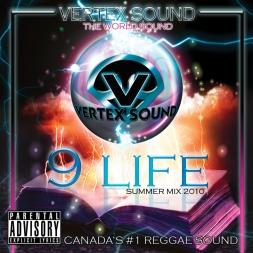"VERTEX SOUND Presents...""9 LIFE"""