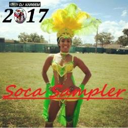 2017 EARLY SOCA SAMPLER