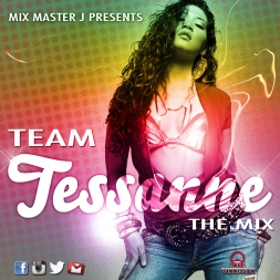 Team Tessanne Chin MixTape