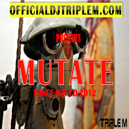 MUTATE MIX CD