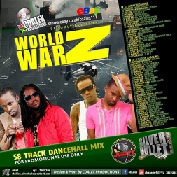 WORLD WAR Z MIXTAPE