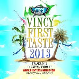 Vincy First Taste 2013