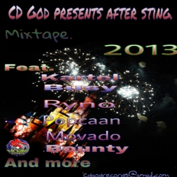 AFTER STING MIXTAPE 2013