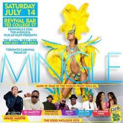 MINGLE PROMO MIX