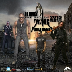 ART OF WAR  KILL DEM  MIXTAPE