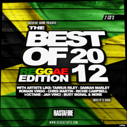 The Best Of 2012  Reggae Edition