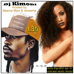 Dj Kimoni JUST DANCEHALL Plus SOCA  Volume 139