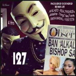 Dj Kimoni JUST DANCEHALL Volume 127   I  WANT STOP