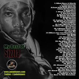 My Best Of Sizzla Mix