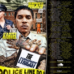 Vybz Kartel The Lyricist Mix 2012