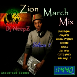 Zion March Mix - Volume 1