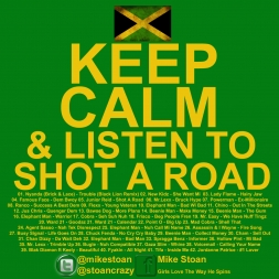 Shot A Road Dancehall Mix 2013
