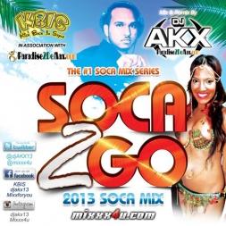 Soca 2 Go 2013 Mixtape