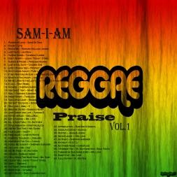 Reggae Praise Vol 1 2012