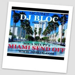 NYC' FINEST DJ BLOC PRESENTS