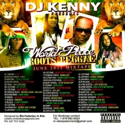World Peace Roots Reggae Mix June 2012