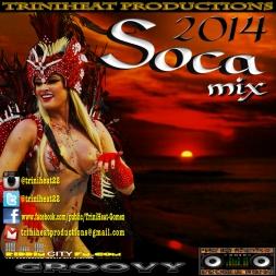 2014 Groovy Soca Mix