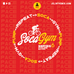 SOCA GYM SERIES 6 CYCLING EDITION