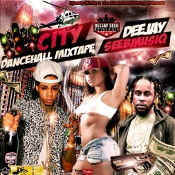 DJSEEBMUSIQ - CITY DANCEHALL MIXTAPE (2016)