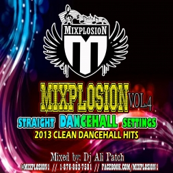 MIXPLOSION Vol 4 Dancehall Mix