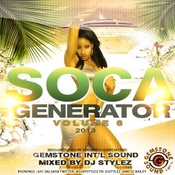 SOCA GENERATOR VOLUME 6