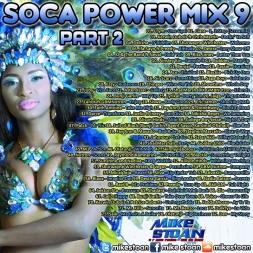Soca Power Mix 9 Pt 2 (2016)