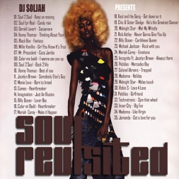 SOUL REVISITED  MIX CD