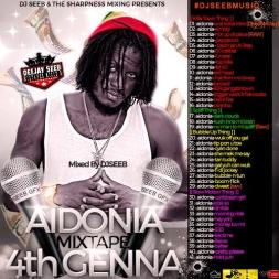 DJSEEBMUSIQ - AIDONIA 4th GENNA MIXTAPE (2016)
