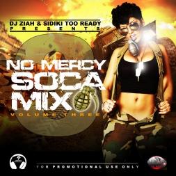 NO MERCY SOCA VOL 3