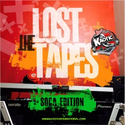 The Lost Tapes V3 Soca Edition