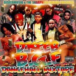 DJSEEBMUSIQ - B.G.F ( Bad Gyal F**k) DANCEHALL MIXTAPE [NOV 2016]