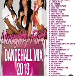 Naughty Flirt Dancehall Mix 2013