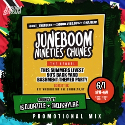 JUNE BOOM 90s CHUNES (Dancehall & Soca PROMO Mix)