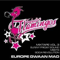 Fantastic Flamingos VOL.3 - Europe gwaan mad!