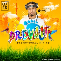 Drevait [Promo Mix CD]