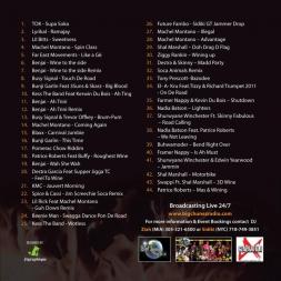 No Mercy Soca Mix 2011