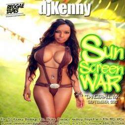 Sunscreen War Dancehall Mix Sept 2012