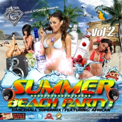 SUMMER BEACH PARTY VOL 2 A T I MIX EDITION