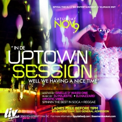 Uptown Session Promo Mix