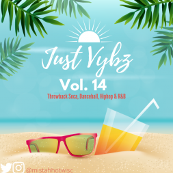 Just Vybz Vol. 14 (Throwback Soca & Dancehall)
