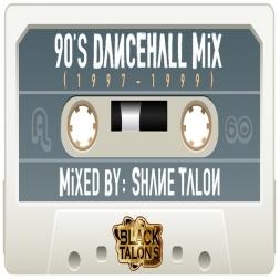 90s DANCEHALL MIX (1996-1999)