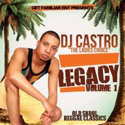 LEGACY VOL 1 OLD SKOOL REGGAE CLASSICS