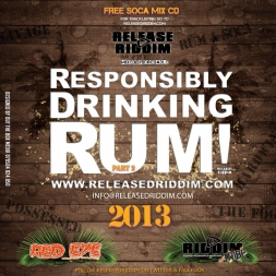 Responsibly Drinking Rum TnT 2K13 Part 2