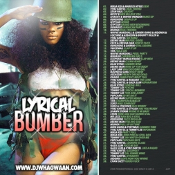 Lyrical Bomber MixtapeSeptember 2012
