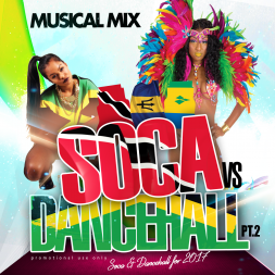Soca vs Dancehall Pt.2